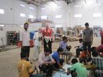 Don Bosco Ausbildung Schweißen und Zimmern