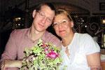 2007: Evelins Geburtstag – mit Ihrem Partner in München