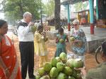 Cool drink on way to Machilipatnam