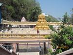 Kanaka Durga Hindu Tempel in Vijayawada