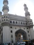 Hyderabad Stadtrundfahrt Charminar Monument