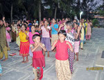 Cultural event-singing