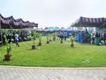 Mittagessen Zelte