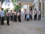 Boys brass band