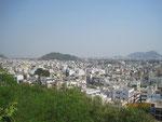 Vijayawada with Gandhi Hill-Planetarium