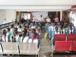 Two groups compete in Sheela's Quiz