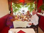 In einem Münchner Indischen Restaurant
