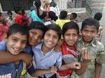 19.2.14 Willkommen im Heim für Straßenkinder in Hyderabad