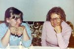 1988: Mit Großmutter in München