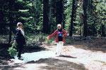 2004: April in Tahoe und kein Schnee