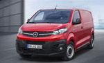 Opel Vivaro Cargo / Zafira2019 -