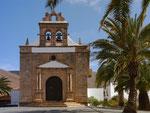 Ermita de San Agustín in Tefia