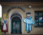 """Vereinshaus """"Uns olle Schaul""""  Zempin"""