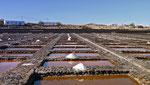 Salzgewinnungsanlage Salinas de el Carmen