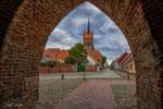 Stadt Usedom, Anklamer Tor