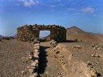 Ein im Inselstil gestalteter Aussichtspunkt