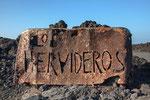 Los Hervideros ..