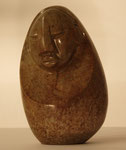 Maße: 17x11cm, Gewicht: 1,8kg, Material: Serpentinstein, 200,-€