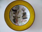 """Platte, """"tiefer Teller"""", Durchmesser 24cm, 1981, 115/500, 300,-€"""