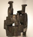 """""""Familie"""", Bronze, 1964, Auflage: 5 Ex., Maße: 36x24cm, Gewicht: 22,2kg, Preis auf Anfrage"""