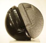 Maße:ø 30cm, Gewicht: 27kg, Material: Serpentinstein, 950,-€