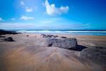 Fanore Strand Westküste von Irland (Burren)