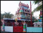 Un temple Tamoul
