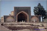 La mosquée d' Herat. Herat ville du haschisch.