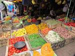 Markt von Moulay Idriss