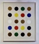 10.1 Farbige Punkte, 70 x 60, 2013