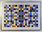 11.1 Farbige Quadrate, 70 x 100, 2013