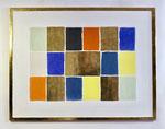 3.1 Rechteckmuster, 70 x 90, 2010