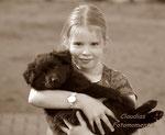 Als Hundebabysitterin:)