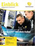 Kundenmagazin Kabel Deutschland (Text)