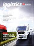 Unternehmensmagazin von DB Schenker (Text, 2013)