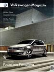 Unternehmensmagazin Volkswagen (Text)