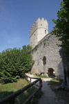 Burg Randeck, Essing