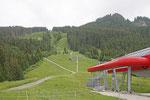 Nesselwang, Alpspitzbahn, Mittelststion