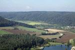 Blick über das Altmühltal bei Riedenburg