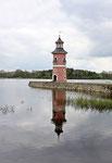 Leuchtturm, Schloss Moritzburg