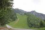 Unterwegs am Tegelberg