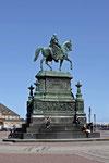 König Johann - Denkmal