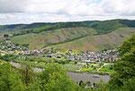 Blick auf Enkirch