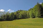 Garmisch-Partenkirchen, auf dem Weg zur Partnachklamm
