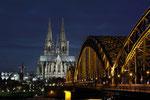 Kölner Dom und Hohenzollernbrücke, Köln