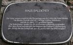 Haus Baldeney, Essen