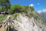 Grünsteinhütte, 1220m