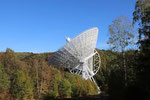 Radio-Teleskop Effelsberg, Bad Münstereifel