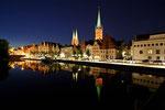 Obertrave, Lübeck