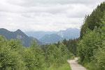 Unterwegs am Breitenberg, Pfronten